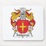 Escudo de la familia de Melgarejo Tapete De Ratón