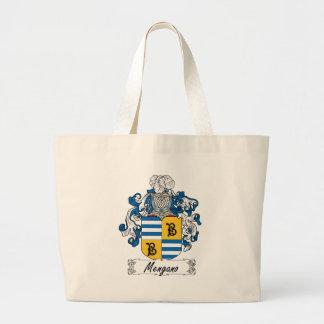 Escudo de la familia de Mengano Bolsa De Mano