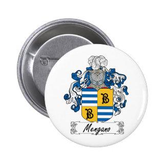 Escudo de la familia de Mengano Pins