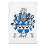 Escudo de la familia de Merli iPad Mini Cobertura