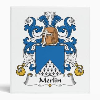 Escudo de la familia de MERLIN