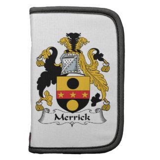 Escudo de la familia de Merrick Organizador