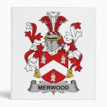 Escudo de la familia de Merwood