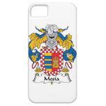 Escudo de la familia de Mesia iPhone 5 Case-Mate Carcasa