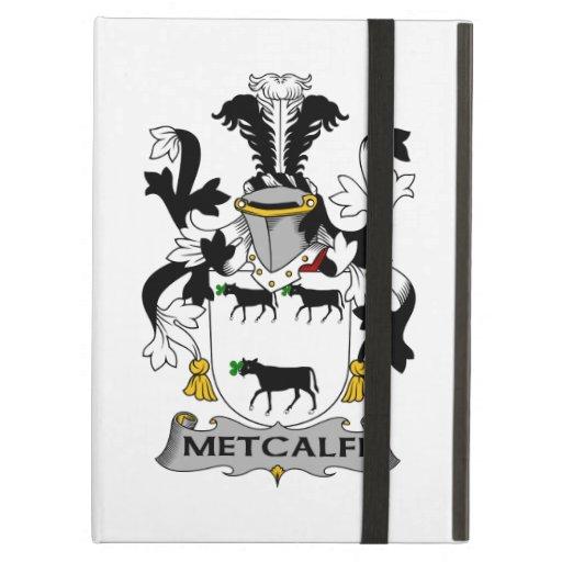 Escudo de la familia de Metcalfe