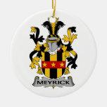 Escudo de la familia de Meyrick Ornamentos De Reyes
