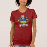 Escudo de la familia de Micheletti Camisetas