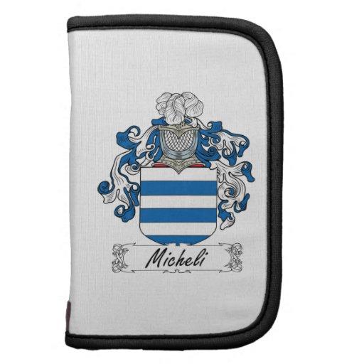 Escudo de la familia de Micheli Organizadores