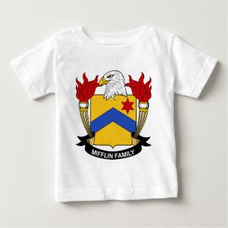 Escudo de la familia de Mifflin Tee Shirts