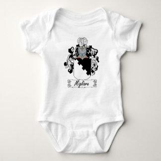 Escudo de la familia de Migliore Body Para Bebé