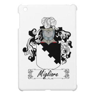 Escudo de la familia de Migliore iPad Mini Coberturas