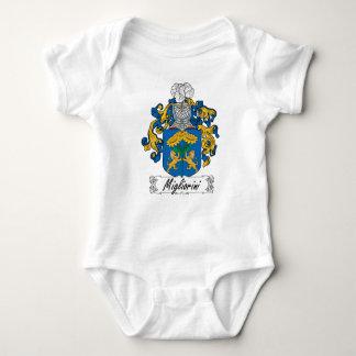 Escudo de la familia de Migliorini Remera