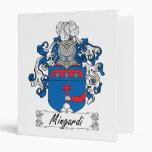 Escudo de la familia de Mingardi