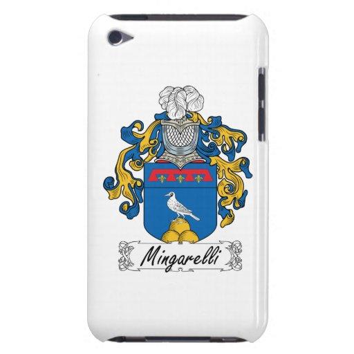 Escudo de la familia de Mingarelli iPod Touch Case-Mate Coberturas