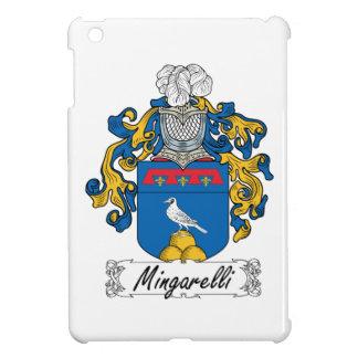 Escudo de la familia de Mingarelli iPad Mini Funda