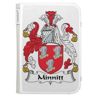 Escudo de la familia de Minnitt