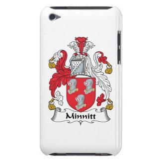 Escudo de la familia de Minnitt Case-Mate iPod Touch Protector
