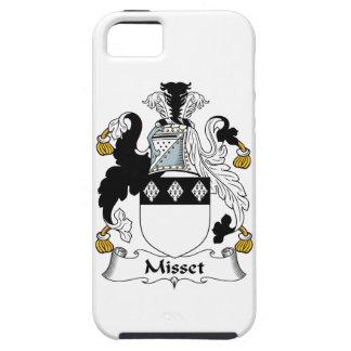 Escudo de la familia de Misset Funda Para iPhone SE/5/5s