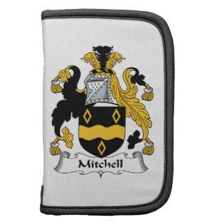 Escudo de la familia de Mitchell Organizador
