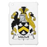Escudo de la familia de Mitchell iPad Mini Carcasas