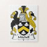 Escudo de la familia de Mitchell Puzzles Con Fotos