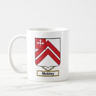 Escudo de la familia de Mobley Taza