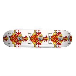 Escudo de la familia de Moens Skateboard