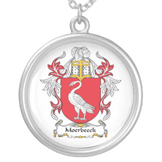 Escudo de la familia de Moerbeeck Joyeria