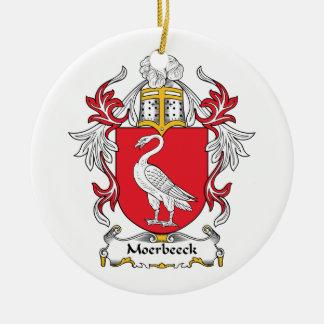 Escudo de la familia de Moerbeeck Adorno