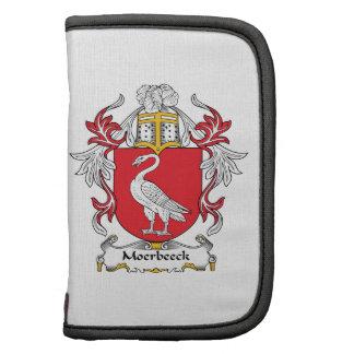 Escudo de la familia de Moerbeeck Organizador