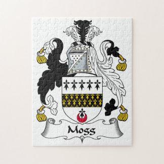 Escudo de la familia de Mogg Puzzle Con Fotos