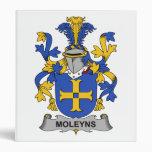 Escudo de la familia de Moleyns