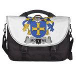 Escudo de la familia de Moleyns Bolsa Para Ordenador