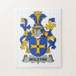 Escudo de la familia de Moleyns Puzzle