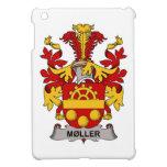 Escudo de la familia de Moller iPad Mini Cobertura