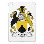 Escudo de la familia de Molton iPad Mini Protector