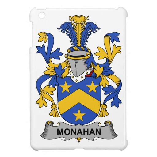 Escudo de la familia de Monahan