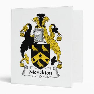 Escudo de la familia de Monckton