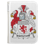 Escudo de la familia de Moncreiff