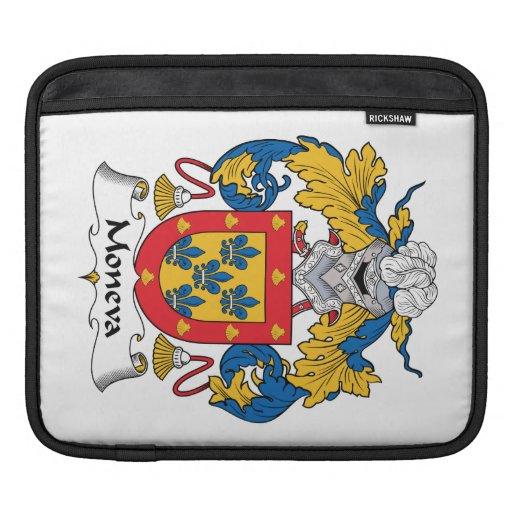 Escudo de la familia de Moneva Fundas Para iPads