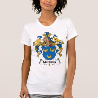Escudo de la familia de Monheim Camiseta