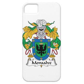 Escudo de la familia de Monsalve iPhone 5 Cobertura