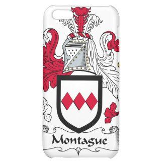 Escudo de la familia de Montague