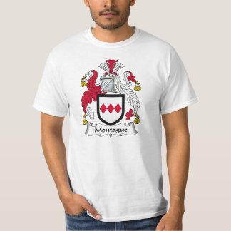 Escudo de la familia de Montague Camisas