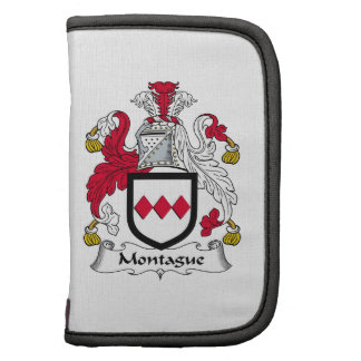 Escudo de la familia de Montague Organizador