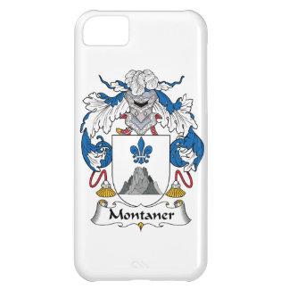 Escudo de la familia de Montaner Funda Para iPhone 5C