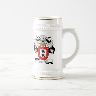 Escudo de la familia de Montes Jarra De Cerveza