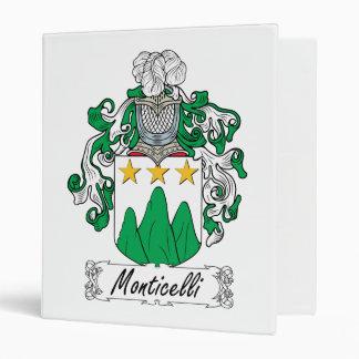 Escudo de la familia de Monticelli