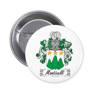 Escudo de la familia de Monticelli Pins