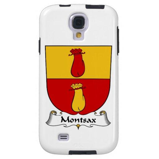 Escudo de la familia de Montsax